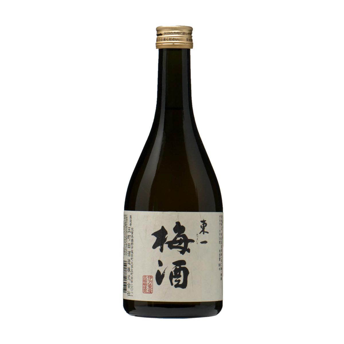 Liqueur de prune japonaise Azumaichi Umeshu