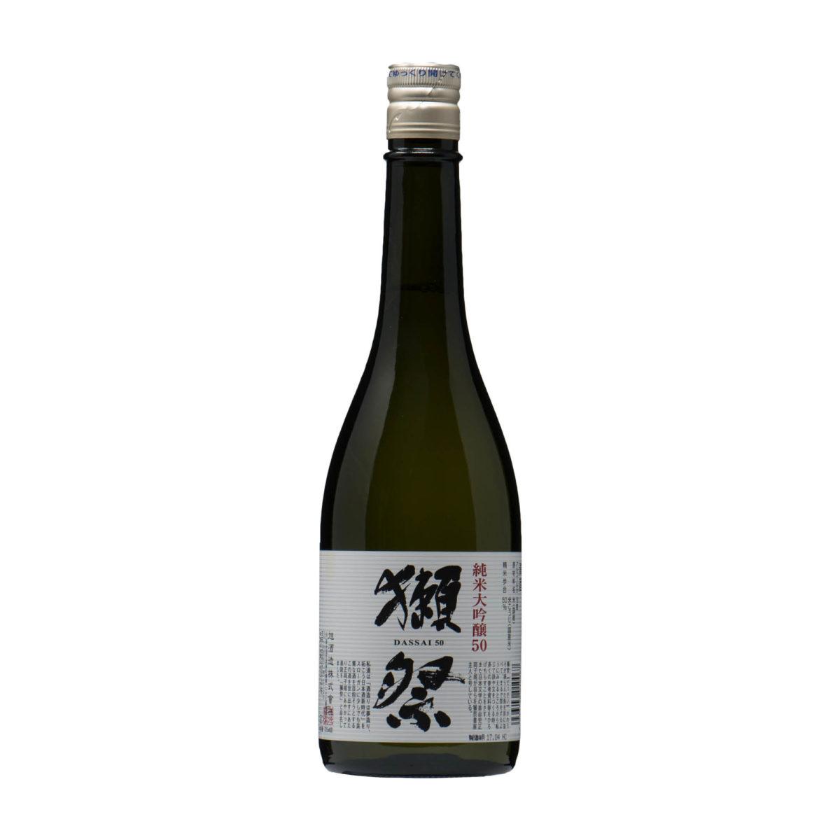 saké japonais Dassai50 junmai daiginjo
