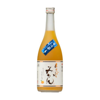 Umenoyado Liqueur de clémentine japonaise