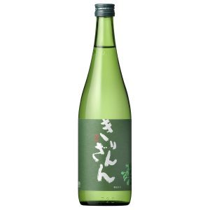 Kirinzan Green Bottle 720cl
